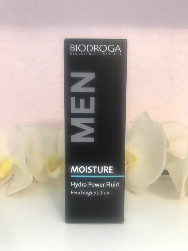 Biodroga Men - Moisture Hydra Power Fluid, 50ml