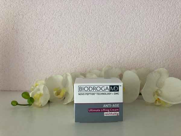 Biodroga MD - Anti-Age - Ultimate Lifting Cream reichhaltig, 50ml